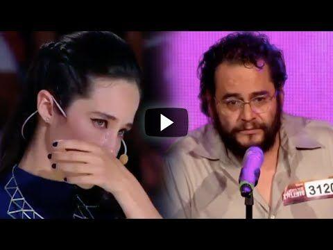 Vive En La Calle Y No Tiene Familia. Se Presento A Un Concurso De Talento Y Dejo Llorando Al Jurado - YouTube