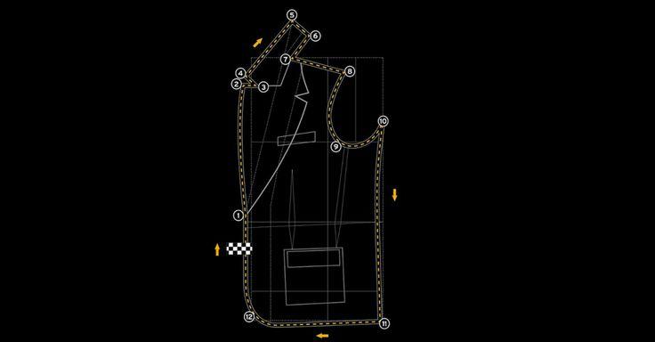 We're at @Pitti_Immagine Uomo with the Ad Personam Lamborghini @D_Avenza project: http://lam.bo/OoFNY #PittiUomo