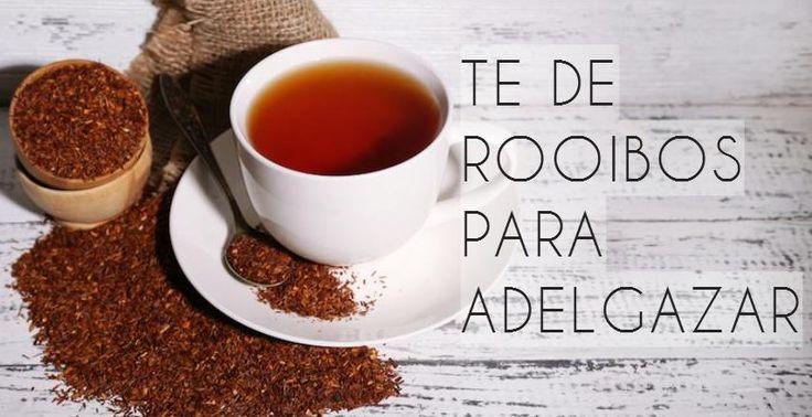 De aspecto parece aji molido, pero es dulce, asi sabe el té de rooibos, un arbusto pequeño que parece paja silvestre, tiene multiples propiedades beneficas para la salud y para Adelgazar.  El té rojo rooibos es oriundo de Africa, proviene del arbusto rojo y es naturalmente libre de cafeína.
