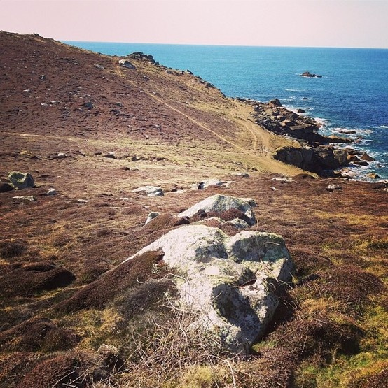 The cliffs of Tresco, Isles of Scilly | holeandcornermagazine.com