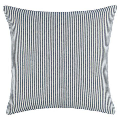Tesco Fine Stripe Cushion