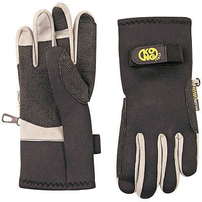 Gloves 158976: Kong Canyon Neopren Kevlar Gloves L -> BUY IT NOW ONLY: $36.95 on eBay!