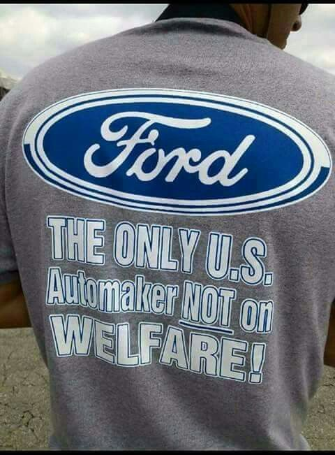 YES! My Daddy would be so proud if he was here today! He was a Ford Company man thru and thru!