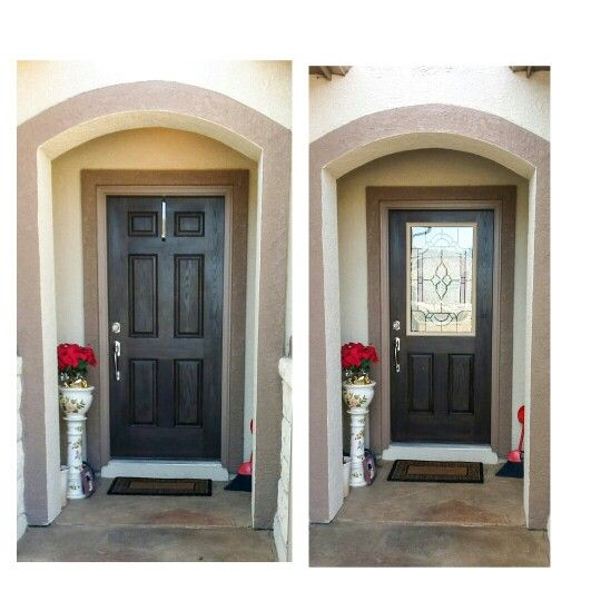 ... Adding Glass To Front Door Choice Image Doors Design For House ...