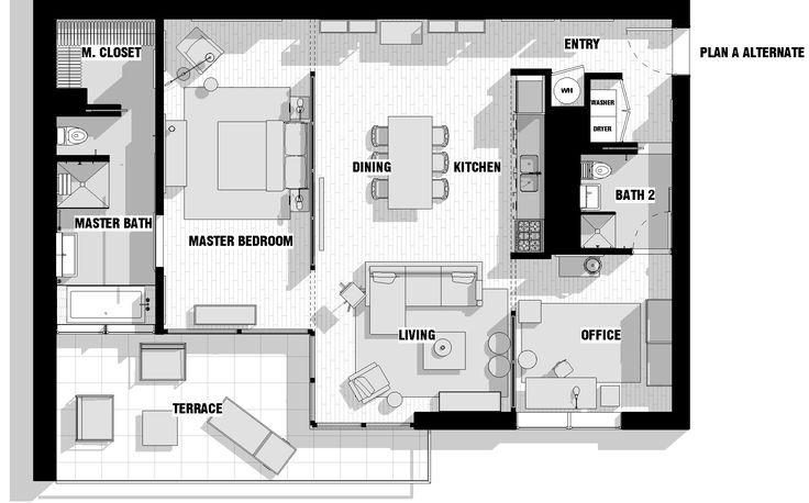386 Best Images About Floorplans On Pinterest