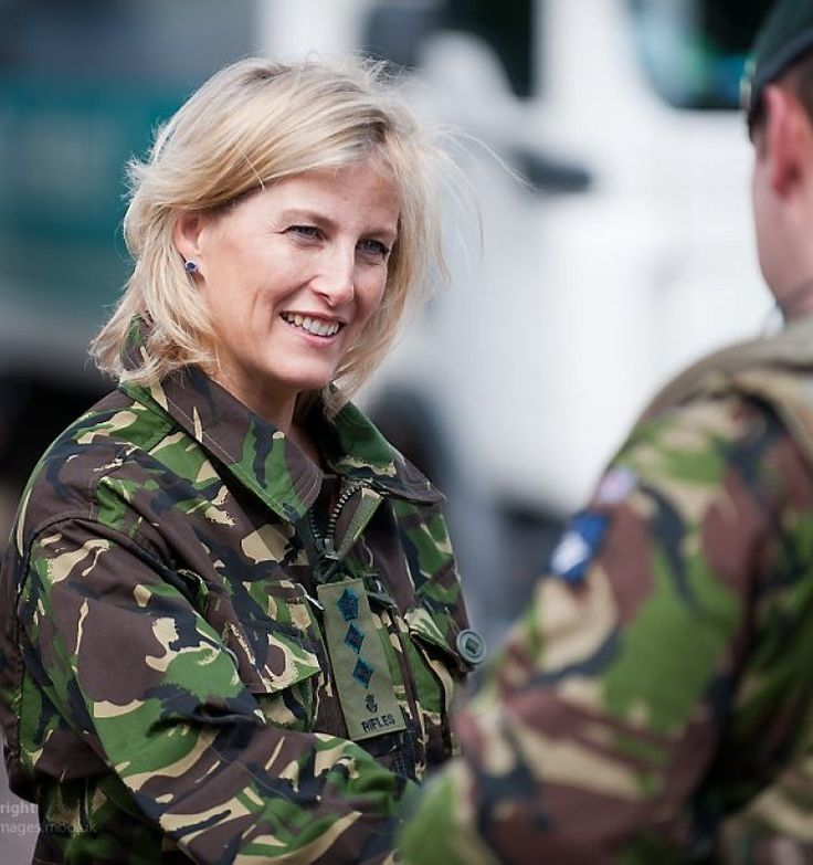 It has been announced that the Countess of Wessex will pay a visit to troops from 5th Battalion The Rifles in Estonia. The first vanguard of troops is just heading out there for what will be one of…