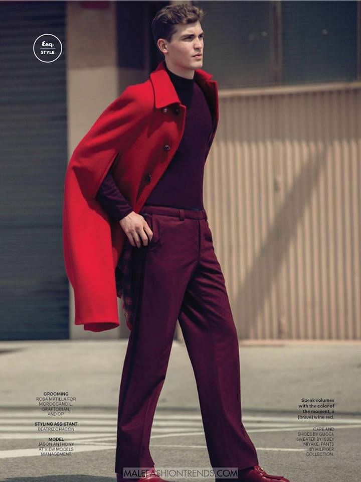 Jason Anthony by Fernando Gómez for Esquire