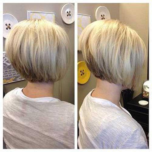 Really Trending Short Stacked Bob Ideas | http://www.short-haircut.com/really-trending-short-stacked-bob-ideas.html