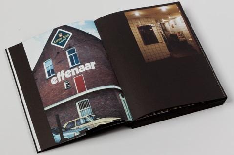 40 jaar Effenaar Book