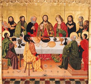 "Was Jesus' Last Supper a Seder?  Many assume Jesus' Last Supper was a Seder, a ritual meal held in celebration of Passover. Indeed, according to the Gospel of Mark 14:12, Jesus prepared for the Last Supper on the ""first day of Unleavened Bread, when they sacrificed the Passover lamb."" If Jesus and his disciples gathered together to eat soon after the Passover lamb was sacrificed, what else could they possibly have eaten if not the Passover meal? They must have held a Seder."