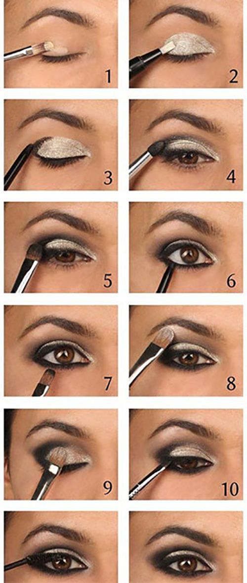 How To Do Smokey Eye Makeup? – Top 10 Tutorials