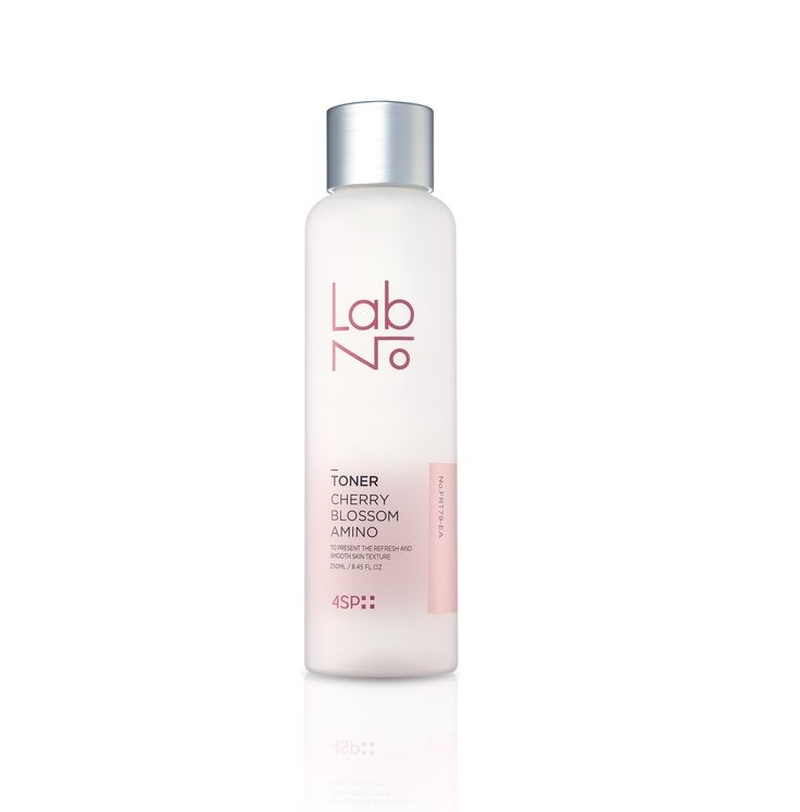 LabNo 4SP Cherry Blossom Amino Toner 250ml