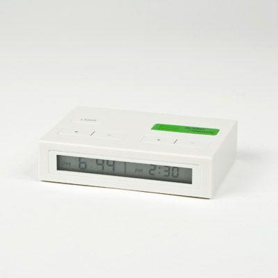 [canoe] jet lag alarm clock