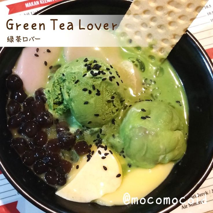 This is Green Tea Lovers You can get it at Jl. Pahlawan No. 30 - Bandung Indonesia