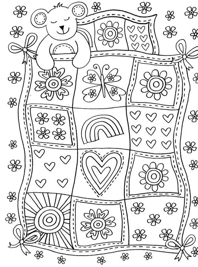 The Girls Coloring Book Ages 3 6 Boyama Sayfalari Boyama