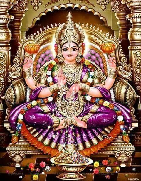 Mahalakshmi, goddess of abundance n prosperity dna12.webs.com