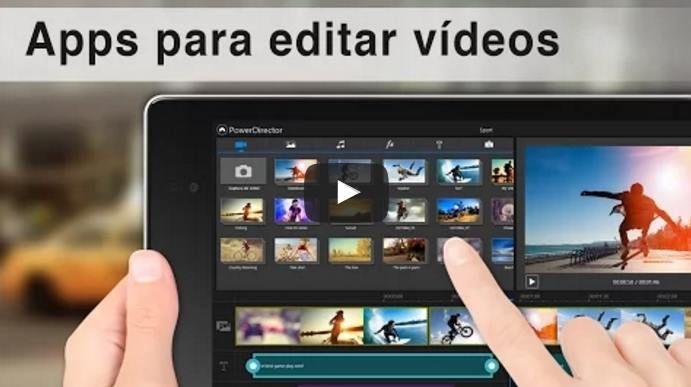 #Móviles #android #video Editar vídeos en android. Aplicaciones y consejos