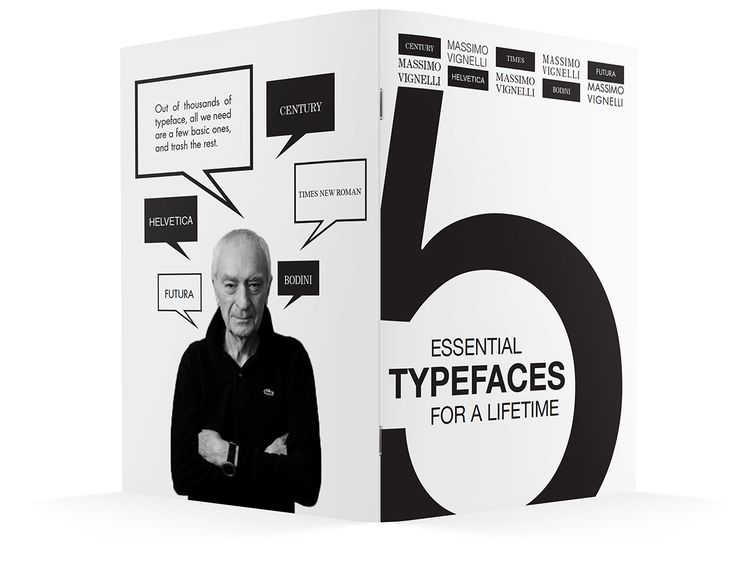 """Massimo Vignelli 