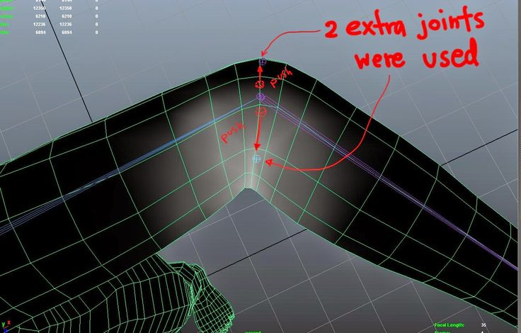 I would like to share with you guys some trick I just learned about volume preservation on a bounded mesh. There are many ways to correc...