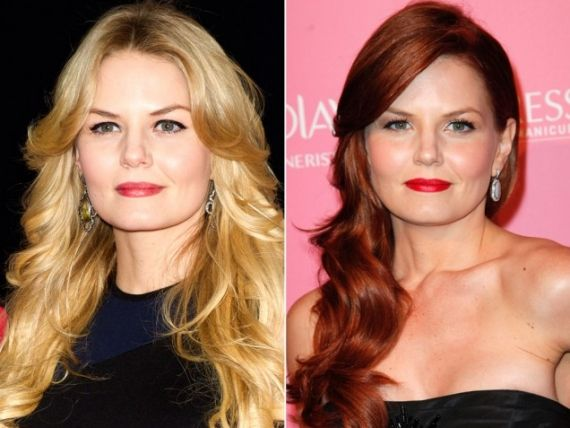blonde to red hair before and after - Google Search