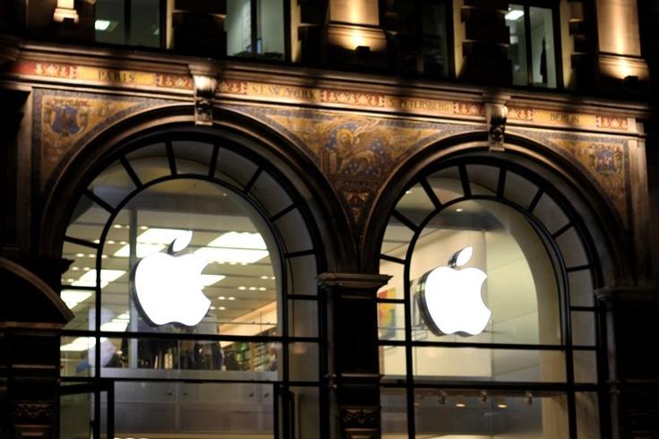 AppleStore, Regent Street, London