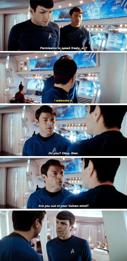 Star Trek | Spock & Bones