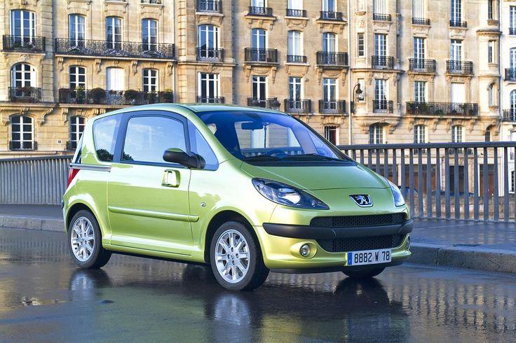 Peugeot 1007   http://www.cochessegundamano.es/peugeot/1007/