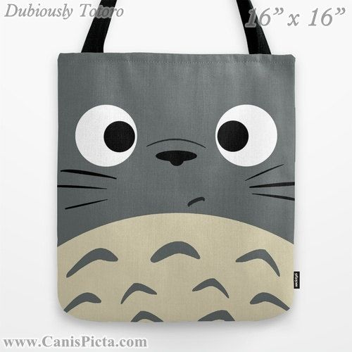 Hey, I found this really awesome Etsy listing at https://www.etsy.com/listing/172119233/totoro-kawaii-my-neighbor-13x13-graphic