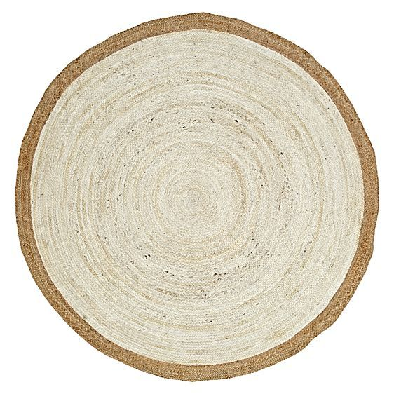 Absolon Round Jute Rug by j.elliot HOME