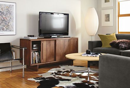 Room And Board Anders Media Cabinet