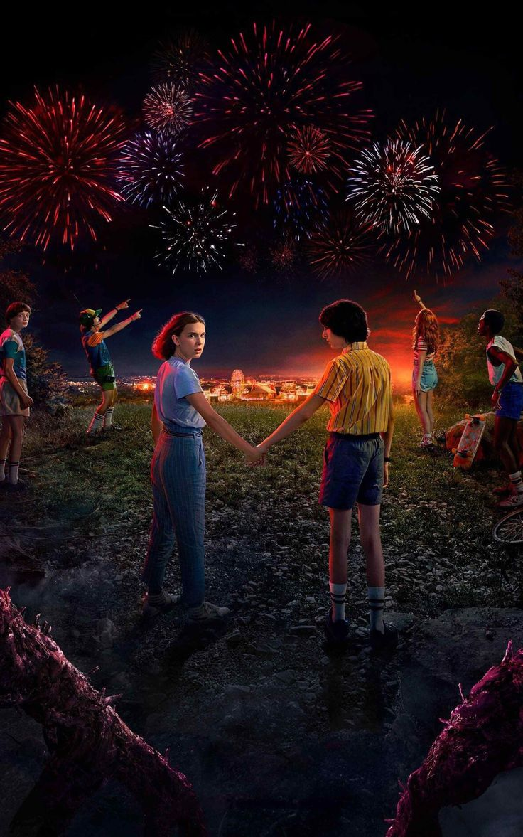 Stranger Things HD Wallpaper 1920x1080 Full HD, HDTV [Free