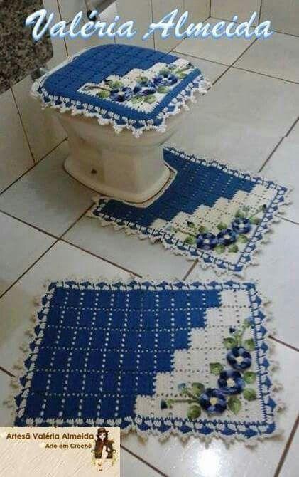 jogo de banheiro duas cores