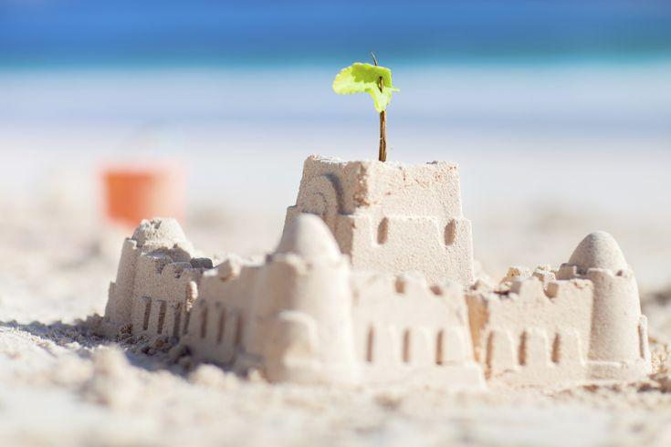 Fammes ultieme zomervakantie bucketlist