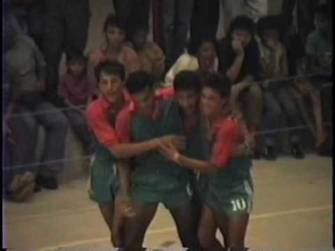 CAMPEONATO DE FUTSAL EM 1992