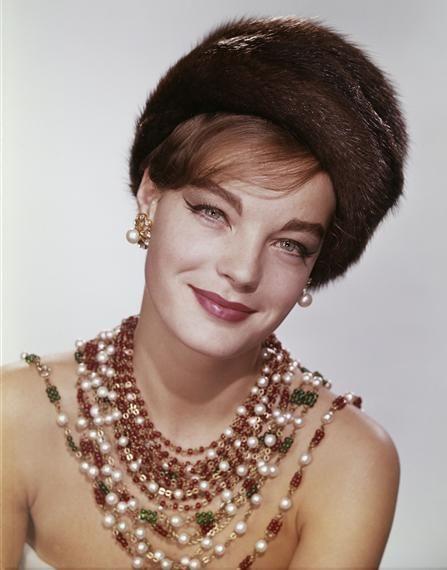 女性の品格、影響をうけた女優、ロミー・シュナイダー Romy Schneider/ボッカチオ'70 Boccacio'70