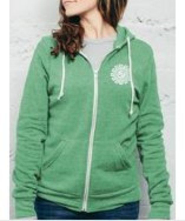 Curbside Rotation - Green Women's Hoodie gifters.com ST. PATRICK'S DAY