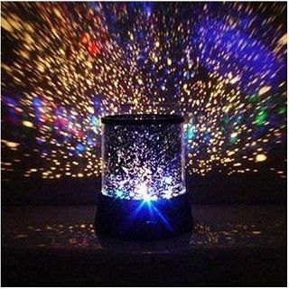 13 Deals - Multi Star Nightlight - Fill Your Room With Stars! - SHIPS FREE
