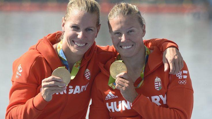 Megvan a hatodik arany: olimpiai bajnok a Szabó Gabriella, Kozák Danuta páros!