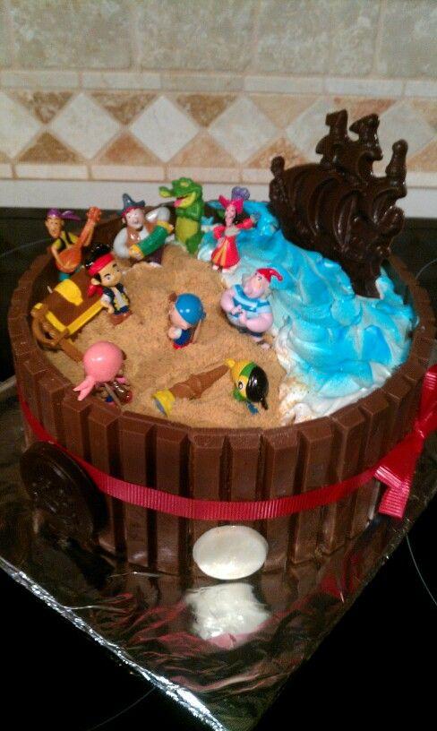 jake and the neverland pirates cake - photo #49