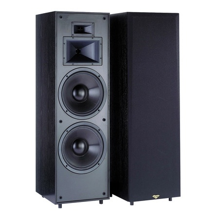 Klipsch KLF-30. They don't make them like they used to :'(