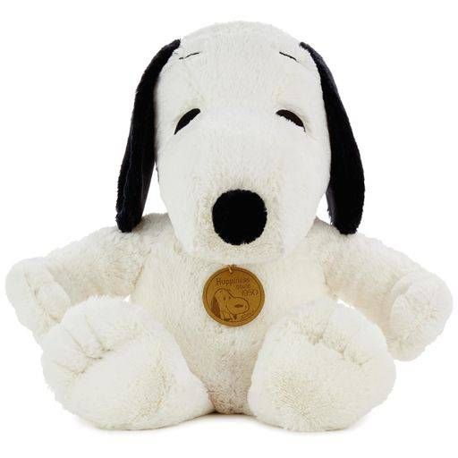 """Peanuts® Large Snoopy Stuffed Animal, 19"""","""