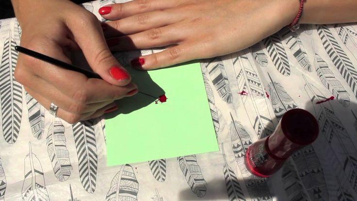 WK Nederland nail-art