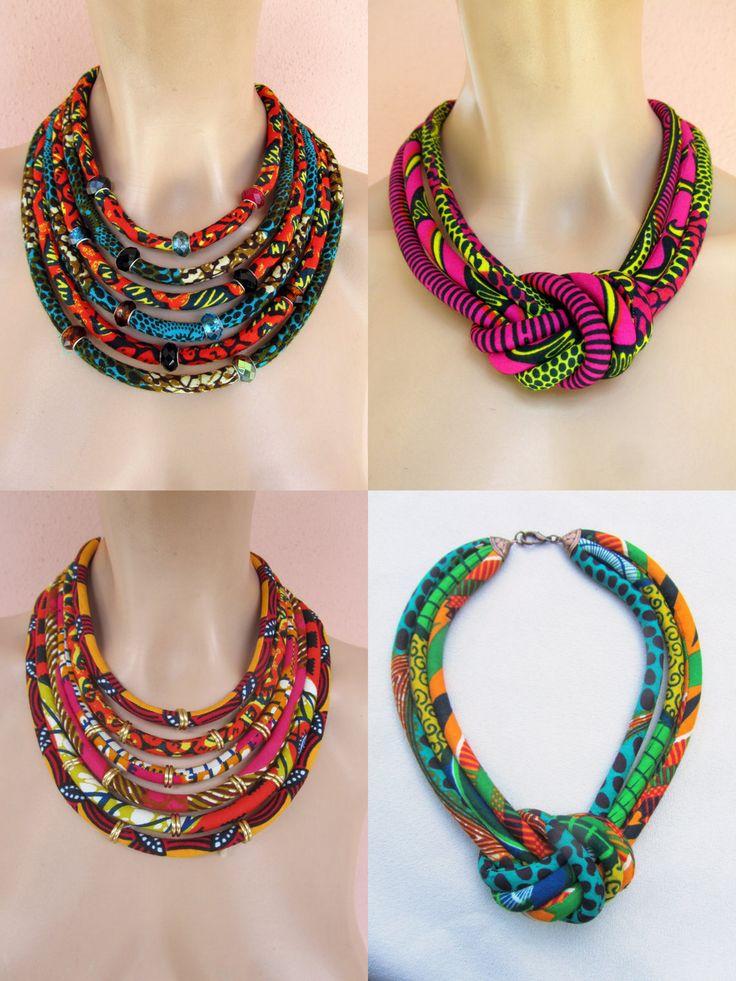 Montage by www.cewax.fr des bijoux colliers ethniques NAD                                                                                                                                                      Plus