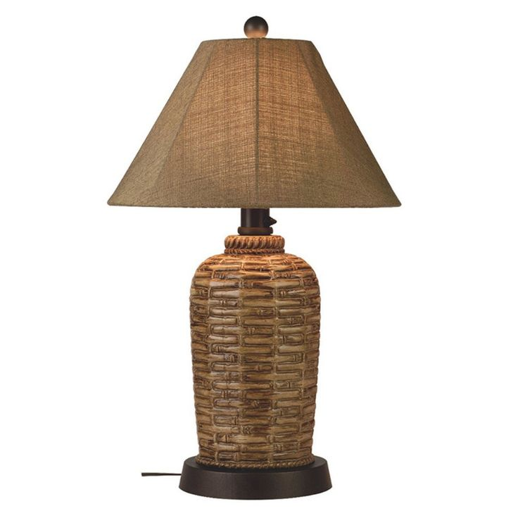 South Pacific Outdoor Table Lamp - Outdoor Lamps at Hayneedle