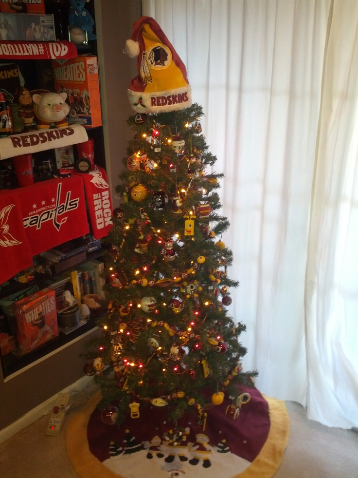 cave by j images amberlherrmann pinterest orioles best meagan and a game man caves on jjs redskins washington sent tree decor in created s