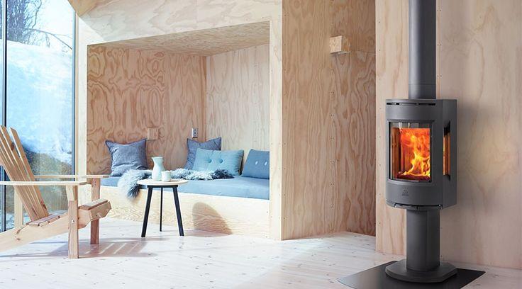 Norske vedovner fortsetter å spre varme og hygge