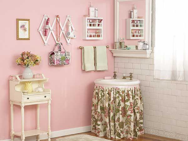 83 best Pedestal Sink Storage Solutions images on Pinterest ...