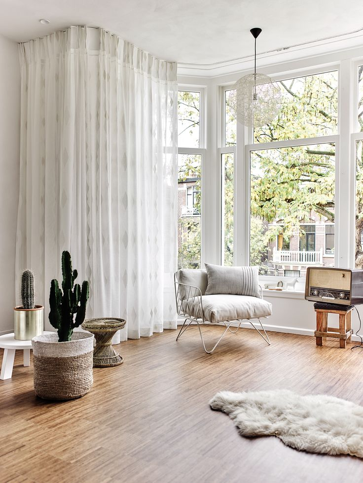 204 best gordijnen en raamdecoratie images on Pinterest | Apartments ...