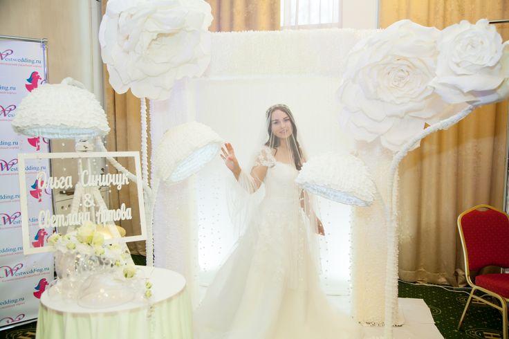 "Наша презентация на выставке ""Свадебная неделя WEDDING WEEK Калининград 2016""."