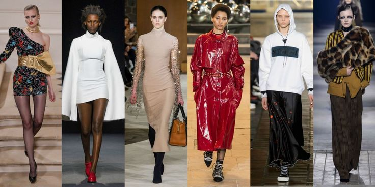 From statement furs to velvet everything, this is what's trending for fall 2016.